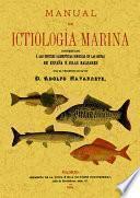 Manual de ictiologia marina
