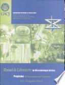 Manual de laboratorio de Microbiología basica.Programa de Entrenamiento deportivo.