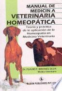 Manual De Medicin a Veterinaria Homeopatica