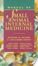 Manual de Medicina Interna de Pequenos Animales
