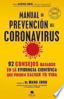 Manual de prevención del coronavirus