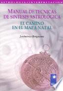 Manual de técnicas de síntesis astrológica