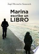 Marina escribe un libro