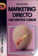Marketing directo con sentido común