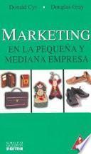 Marketing en la pequeña y mediana empresa