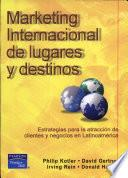 Marketing internacional de lugares y destinos