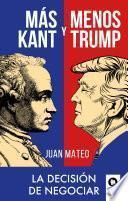 Más Kant y menos Trump