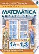 Matemática 4 : cuarto año básico C/cuaderno ejercicios