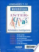 Matemáticas interactivas: Unidad 7. Desde arriba