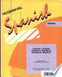 McGraw-Hill Spanish Saludos!