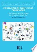 Mediación en conflictos familiares