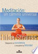 Meditación: un camino universal