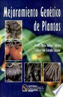 Mejoramiento genetico de plantas