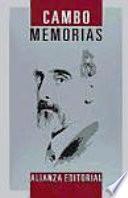 Memorias (1876-1936)