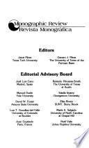 Mester : literary journal of the graduate students of the Department of Spanish and Portuguese...