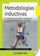 Metodologías inductivas