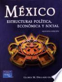 México, estructuras política, económica y social