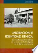 Migración e identidad etnica