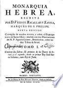 Monarquia Hebrea