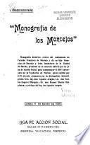 Monografía de los Montejos.