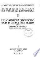 Monografias de ciencia moderna