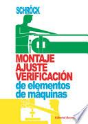 Montaje, ajuste y verificación
