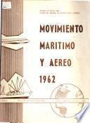 Movimiento marítimo y aéreo
