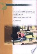 Mujeres colombianas en España