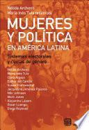 Mújeres y Política en América Latina