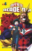 My Hero Academia nº01