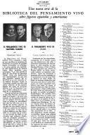 Negro sobre blanco, revista bibliográfica