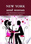 NEW YORK send woman