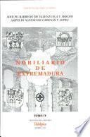 Nobiliario de Extremadura