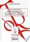 Novelas españolas ambientadas en Italia
