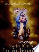 Novena a santa maria la antigua