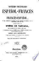 Novísimo diccionario español-francés y francés-español
