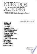 Nuestros actores