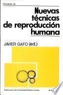 Nuevas técnicas de reproducción humana