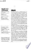 Nuevo drama