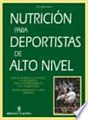 Nutrición para deportistas de alto nivel