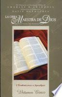 Obra Maestra - Dios Vol. 5 2 Tesalonicenses a Apocalipsis