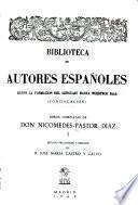 Obras completas de don Nicomedes-Pastor Díaz