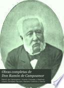Obras completas de Don Ramón de Campoamor: Los pequeños poemas