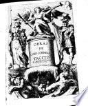 Obras de Cornelio Tacito