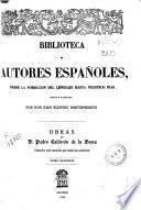 Obras de D. Pedro Calderón de la Barca
