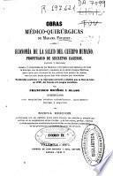 Obras médico-chirurgicas de Madama Fouquet