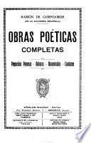 Obras poéticas completas