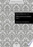 Obras sacras en romance Vol. 7