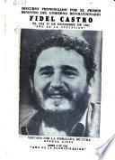 Obreros, campesinos, estudiantes, e intelectuales, y gran parte de la pequena burgesia son revolucionarios
