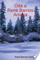 Oda a René Barrios Amaya